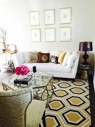 living room geometric rug u0026 brooke hexagonal coffee table from z