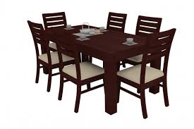 mahogany dining room set alana mahogany dining table set 6 seater teak wood adona adona