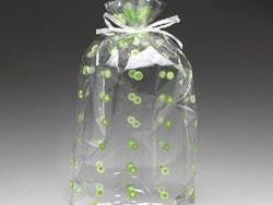 polka dot cellophane bags bags cellophane