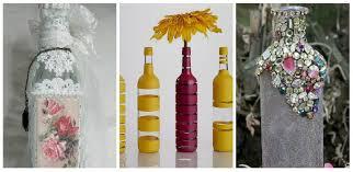 obiecte handmade 17 idei de a realiza decoratiuni interioare handmade din sticle