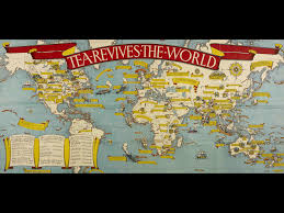 World Map 1940 by Magnificent Maps U2013 Spatial Ly