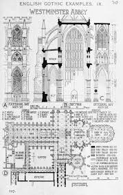 Church Floor Plans by 67 Best Plans Roman To Gothic Images On Pinterest Gothic