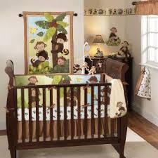 Crib Bedding Monkey Babies Monkey Crib Bedding