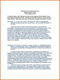 free dissertation literature review sample