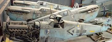 messerschmitts from 1969 film battle of britain sold for 4m