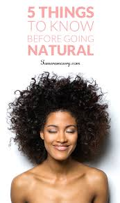 wavy hair after three months 5 things to know before going natural tamera mowry
