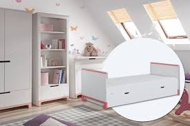 armoire chambre 120 cm largeur pinio mini fille 6 meubles lit 160x70 commode armoire