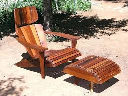 Adirondack Chair With Ottoman Adirondack Chair Ottoman The Best Modern Chairs Ideas On Wooden