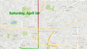 Tallahassee Florida Map by Traffic Alert Expect Downtown Road Closures For Springtime