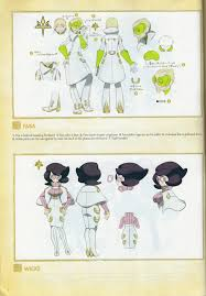 Concept Artist Job Description Faba And Wicke Concept Art Pokémon Sun And Moon Know Your Meme