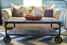 unique diy industrial coffee table 39 for modern home decor