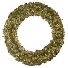 48 inch artificial pine wreath pine