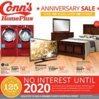 conns black friday conn u0027s weekly ad circular sunday ad and sales flyer