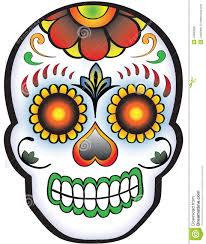 day dead sugar skull stock illustrations 2 641 day dead sugar