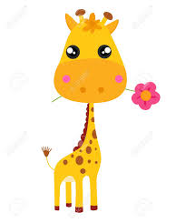 one giraffe stock vector illustration and royalty free one giraffe