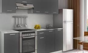 cuisine grise pas cher déco cuisine grise pas cher 82 fort de photo cuisine