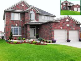 Front House Landscaping by Various Front Yard Ideas For Beginners Who Want To Makeover Their
