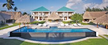 victoria house resort luxury hotel in belize central america