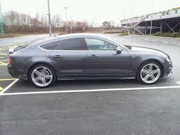 slammed audi a7 audi a7 will be availabe in 2 engines 3 0 litre tdi v6 diesel