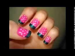 easy nail art for kids youtube