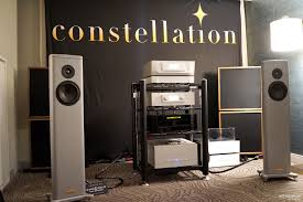the beautiful magico s1 mkii speakers with constellation audio and