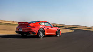 Porsche 911 Orange - 2017 porsche 911 turbo and turbo s review with horsepower price