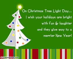 a bright christmas tree light day free christmas tree light day