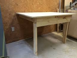 diy folding workbench wilker do u0027s
