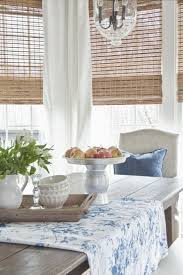 White Bamboo Curtains White Curtains With Bamboo For The Home Pinterest Window