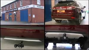 lexus rx 400h towing lexus rx450h witter flange towbar youtube