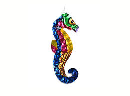 seahorse ornaments rainforest islands ferry