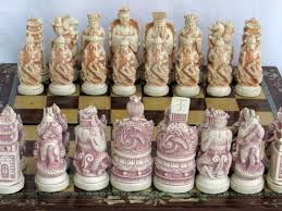 Ceramic Chess Set 31 Best Ceramic Chess Set Ideas Images On Pinterest Chess Sets
