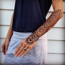 one more photo of my favorite henna sleeve veronicalilu