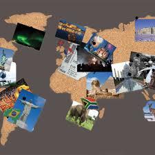 Cork World Map by World Map Cork Board Cork Board Map