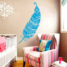 Peacock Feather Home Decor Online Buy Wholesale Peacock Feather Vinyl From China Peacock