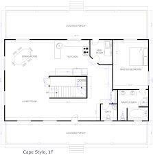Open Plan House Plans by Floor Plan Houses U2013 Modern House