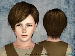 child bob haircut sims 4 cazy s relentless hairstyle child