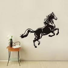 Horse Decor For Home by Horse Jumping Decal Promotion Shop For Promotional Horse Jumping
