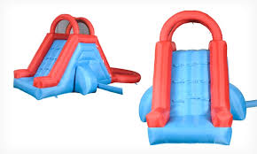 Backyard Water Slide Inflatable by Inflatable Backyard Water Slide Groupon Goods