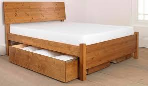 Laminate Floor In Bedroom Fair Design Ideas Using Rectangular Brown Wooden Headboard Beds In