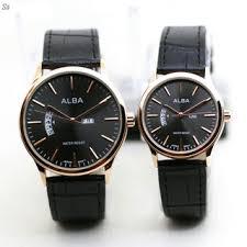 Jam Tangan Alba Pasangan jam tangan alba jam pasangan shopee indonesia