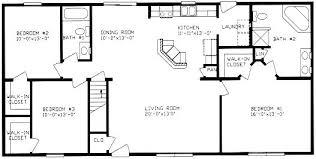 3 bedroom 2 bath floor plans 3 bedroom ranch house floor plans juanjosalvador me