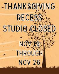 closed for thanksgiving mrs p s acrobatic studios