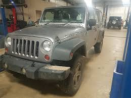jeep wrangler 4 door silver jeep wrangler suv 4 door in oklahoma for sale used cars on