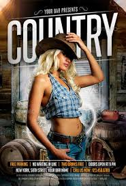 template flyer country free country flyer template dj flyer pinterest flyer template and