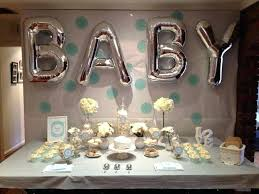 simple baby shower simple baby shower finger food ideas setup by best table set up on