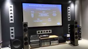 home theater in wall speakers kef new flagship thx ci series in wall speakers feversound com
