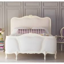 Upholstered Bed Frame Margaux Upholstered Bed Custom Finish By The Beautiful Bed Company