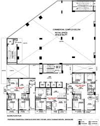 commercial complex floor plan narmada developers sri heights in hosa road bangalore price