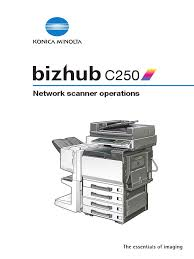 download bizhub c250 field service docshare tips
